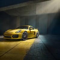 Porsche Cayman GT4 - ShockBlast