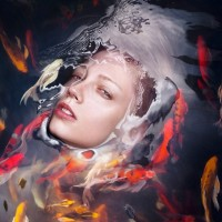 Underwater Portraits Series - ShockBlast