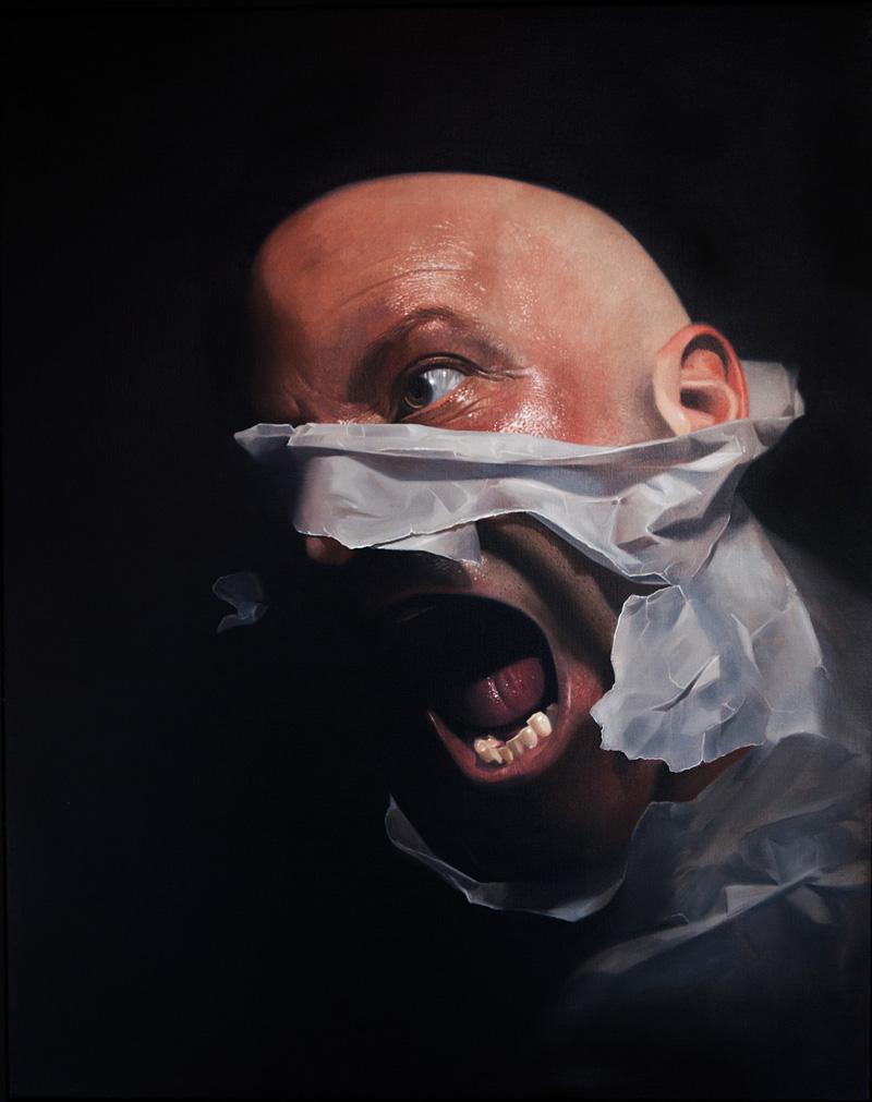 Hyperreal Paintings By Mike Dargas Shockblast