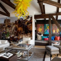 La Casa del Tempo by Claudia Pelizzari Interior Design - ShockBlast