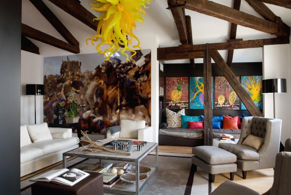 la casa del tempo by claudia pelizzari interior design shockblast. Black Bedroom Furniture Sets. Home Design Ideas
