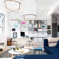 Old London factory turned into a modern Loft Space - ShockBlast
