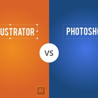 Illustrator Vs Photoshop - ShockBlast