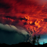 Incredible shots from Volcano eruption in Chile - ShockBlast