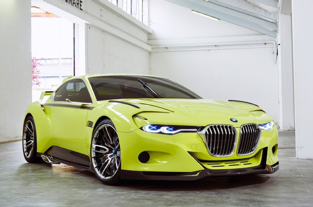 bmw 3 0 csl hommage concept shockblast. Black Bedroom Furniture Sets. Home Design Ideas
