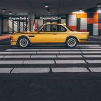 BMW 3.0 CSL 1974 Gold - ShockBlast