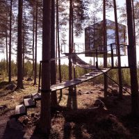 Amazing Treehotel in Sweden - ShockBlast