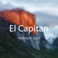 OSX El Capitan Wallpaper Pack - ShockBlast