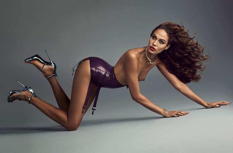 joan-smalls-x-lui-september-2015-ShockBlast-4