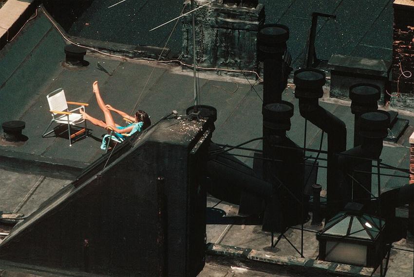 New York City In The 80s By Thomas Hoepker Shockblast