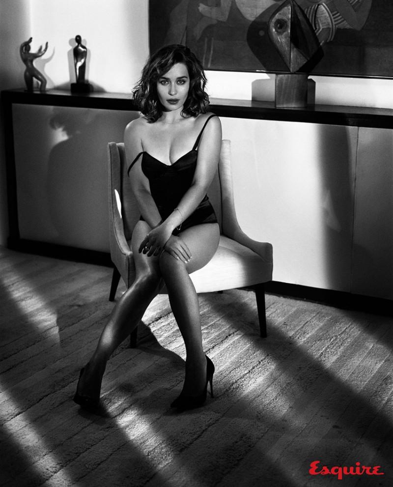 emilia clarke x esquire nov 2015 by vincent peters
