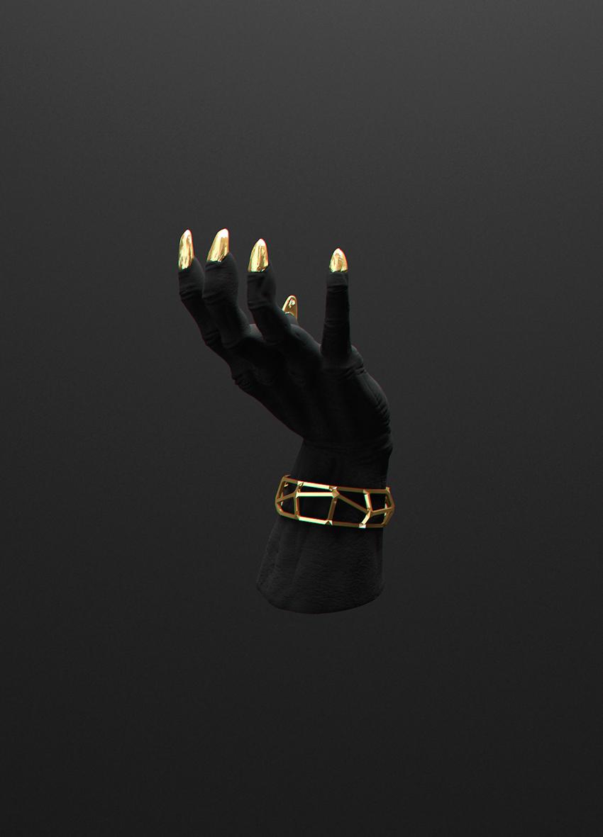 All Black But Gold - ShockBlast