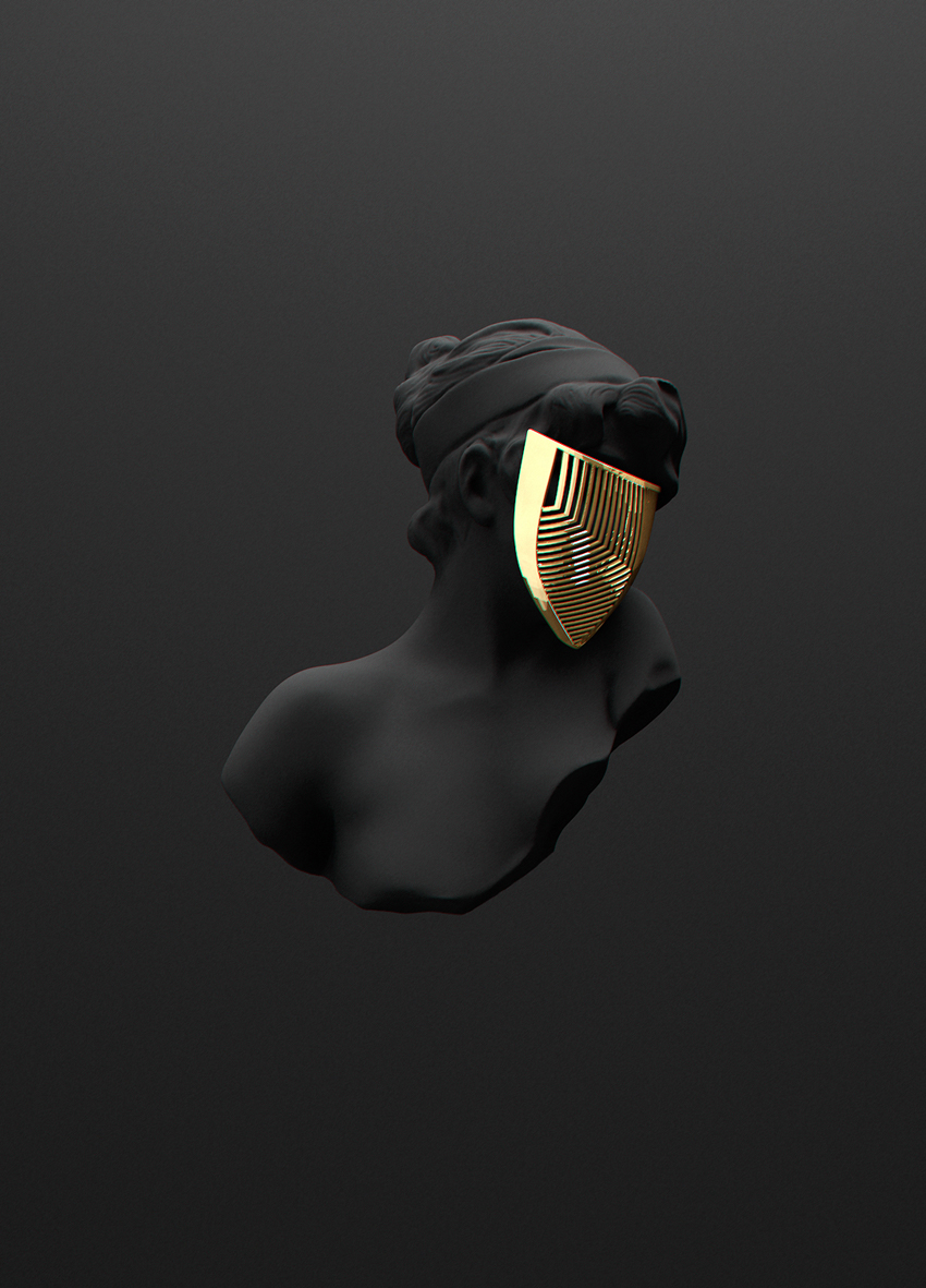 All Black But Gold