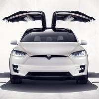 Tesla Model X - ShockBlast