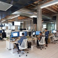 VSCO Headquarters in Oakland - ShockBlast