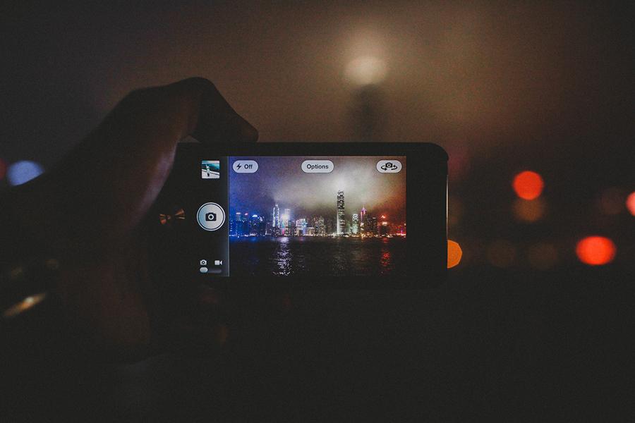Through-The-Phone-by-SamAlive-ShockBlast-photography-9