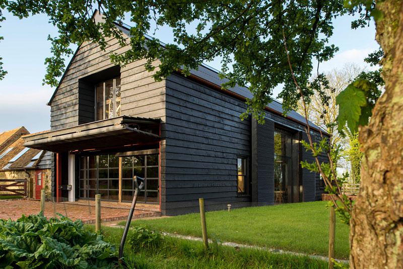 18th Century Barn Converted Into A House Shockblast