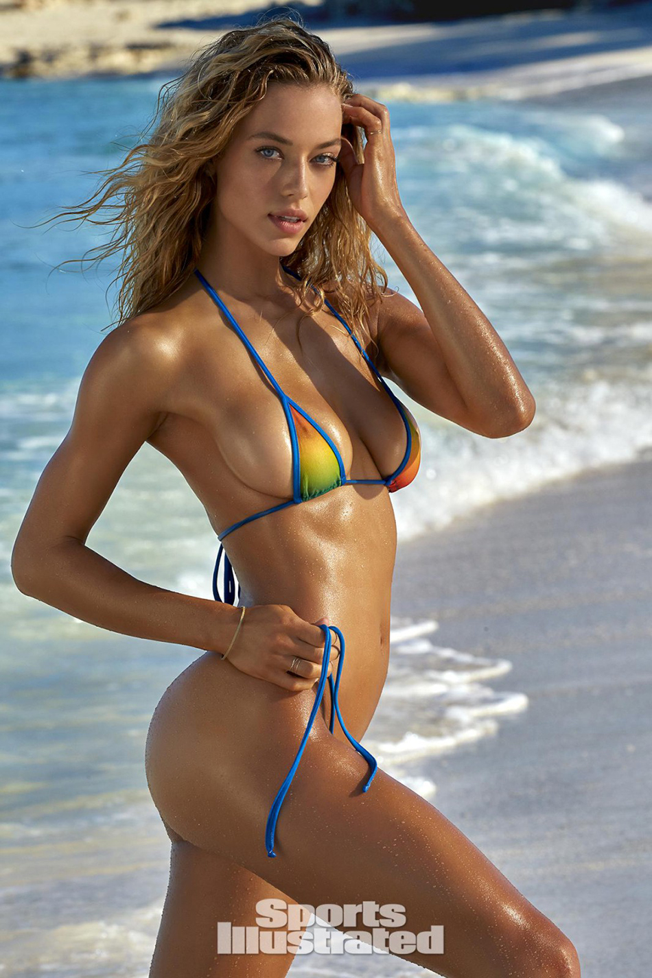 Apologise, but, sports illustrated swimsuit cover think, you