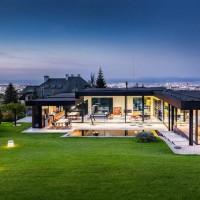I/O Architects design a garden-oriented home in Bulgaria - ShockBlast
