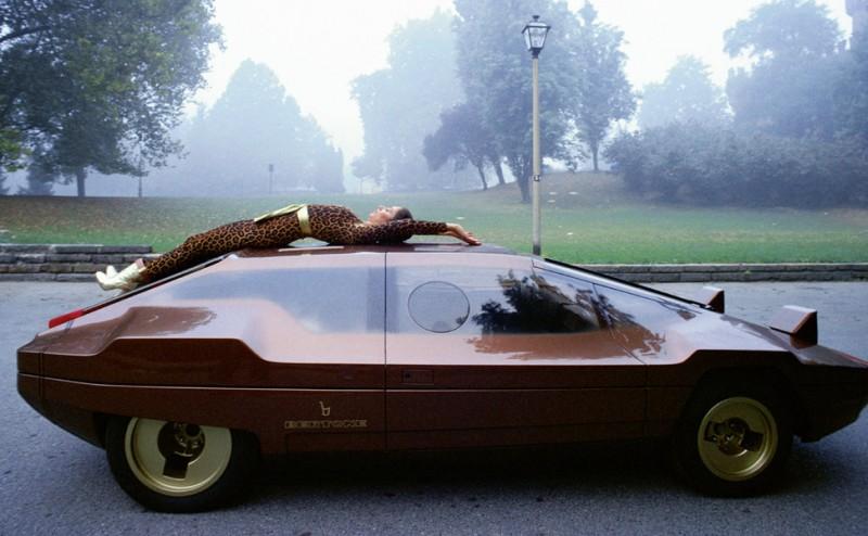 Concept Car, Bertone Lancia Sibilo, 1978