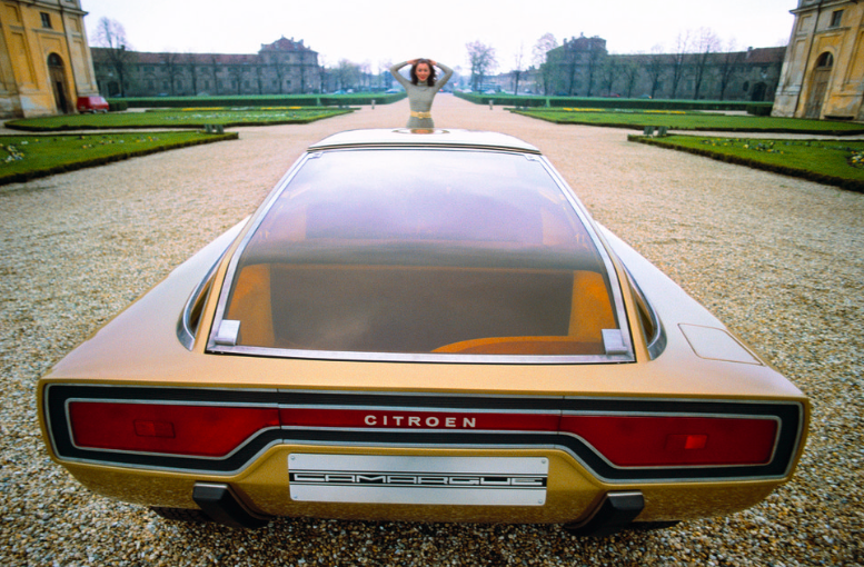 70s Concept Cars Yesterday S Dreams Of The Future Shockblast