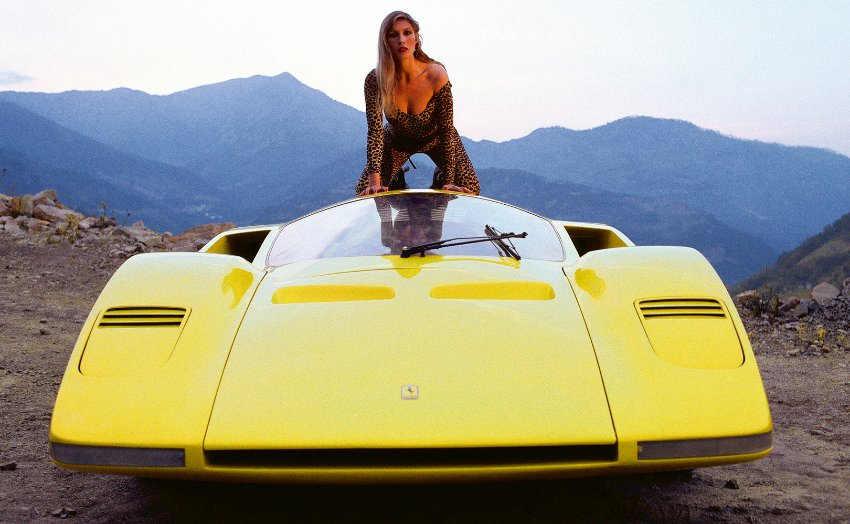 Best Buy Automotive >> 70s Concept Cars: Yesterday's Dreams of the Future ...