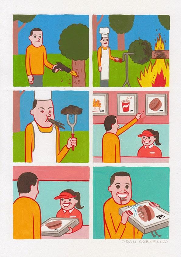 Electric Cars For Kids >> Joan Cornellà — worx - ShockBlast