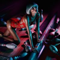 Vika Falileeva stars in Schon Magazine #30 - ShockBlast