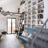 Book House in Madrid - ShockBlast