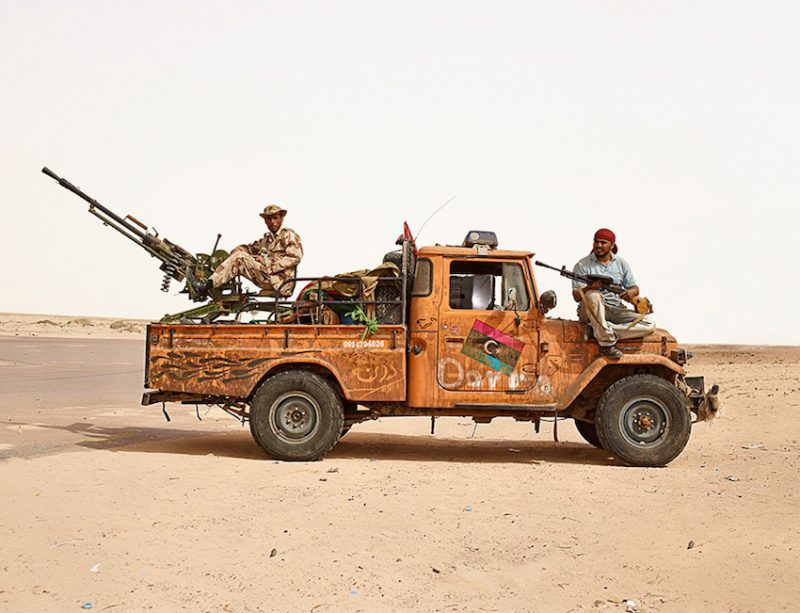 battle machine trucks