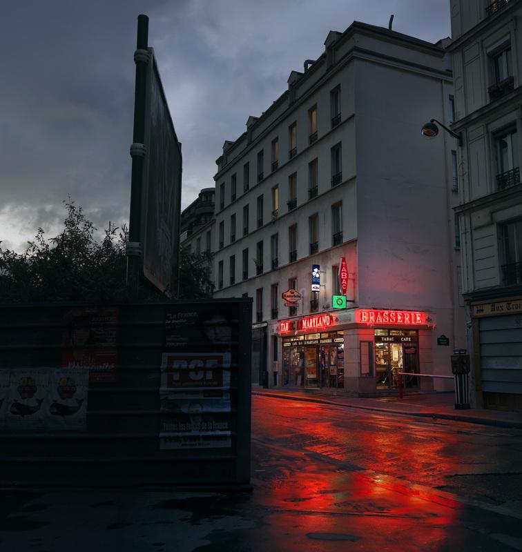 red-light-parisian-cafes-in-rainy-nights-ShockBlast-1