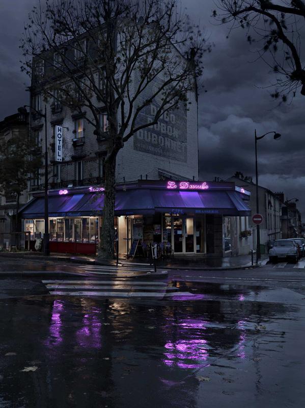 red-light-parisian-cafes-in-rainy-nights-ShockBlast-2