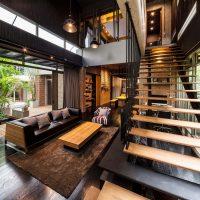 Open-Plan Private Residence in Bangkok, Thailand - ShockBlast