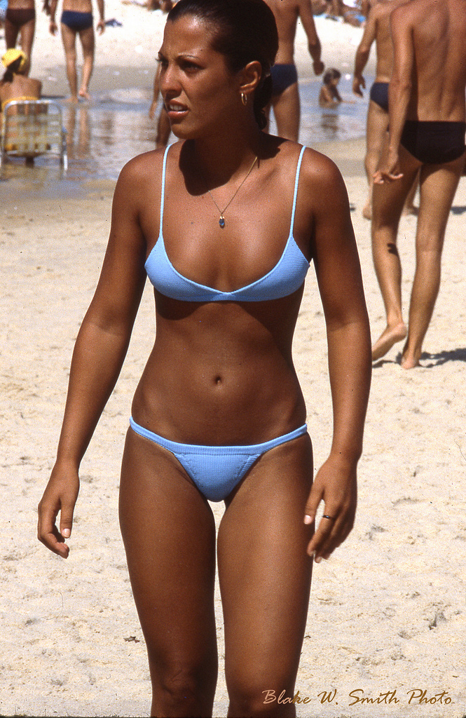 Bikini women in rio that interrupt