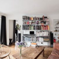 Hokka, apartment in Paris - ShockBlast