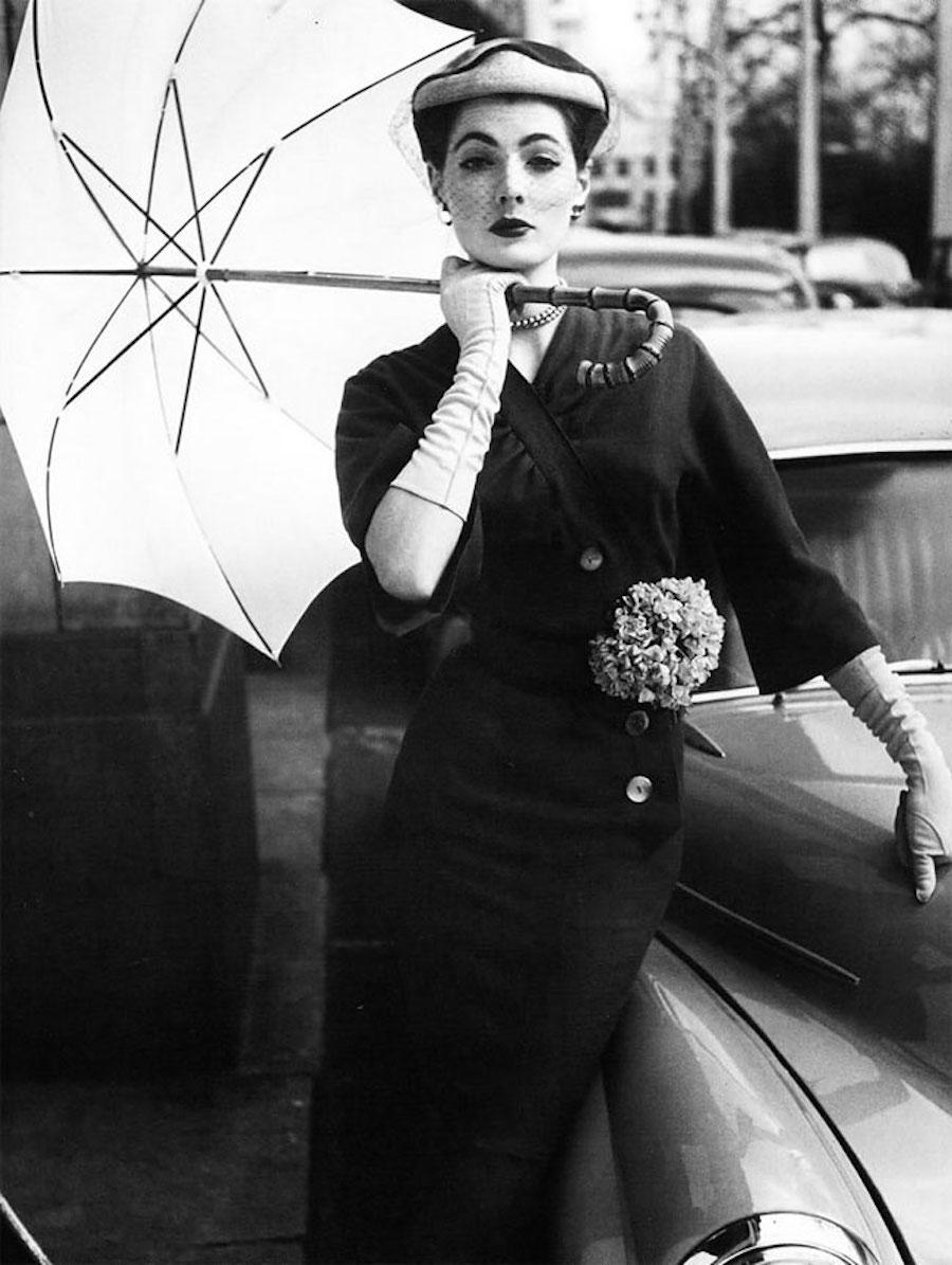 Fashion Portraits Photography 60s John French Shockblast 12 Shockblast