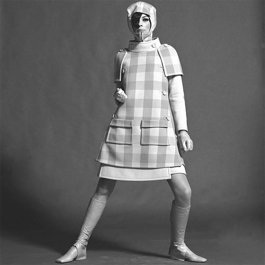 Fashion Portraits Photography 60s John French Shockblast 7 Shockblast