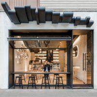Fiumi caffè in Shanghai - ShockBlast