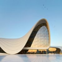 Zaha Hadid's best works photographed by Hufton + Crow - ShockBlast