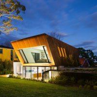 Castlecrag House in Sydney - ShockBlast