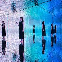 Digital Art Installation in Tokyo by Teamlab - ShockBlast