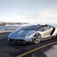 Lamborghini Centenario Roadster - ShockBlast