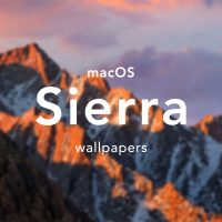 macOS Sierra Wallpaper Pack - ShockBlast