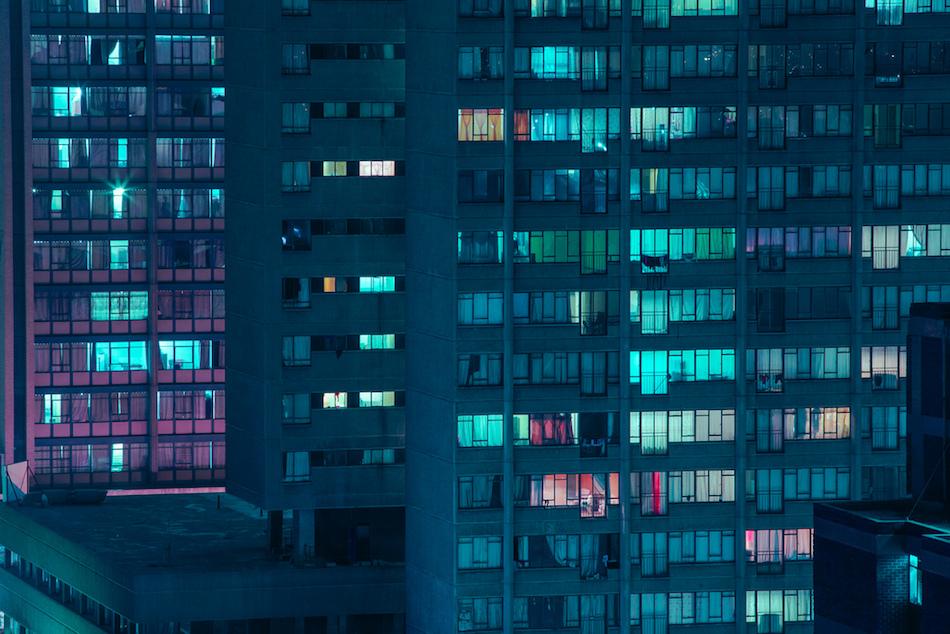 Nightscape Instagram
