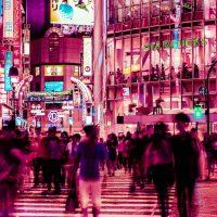 Neon Lights in Tokyo by Xavier Portela - ShockBlast