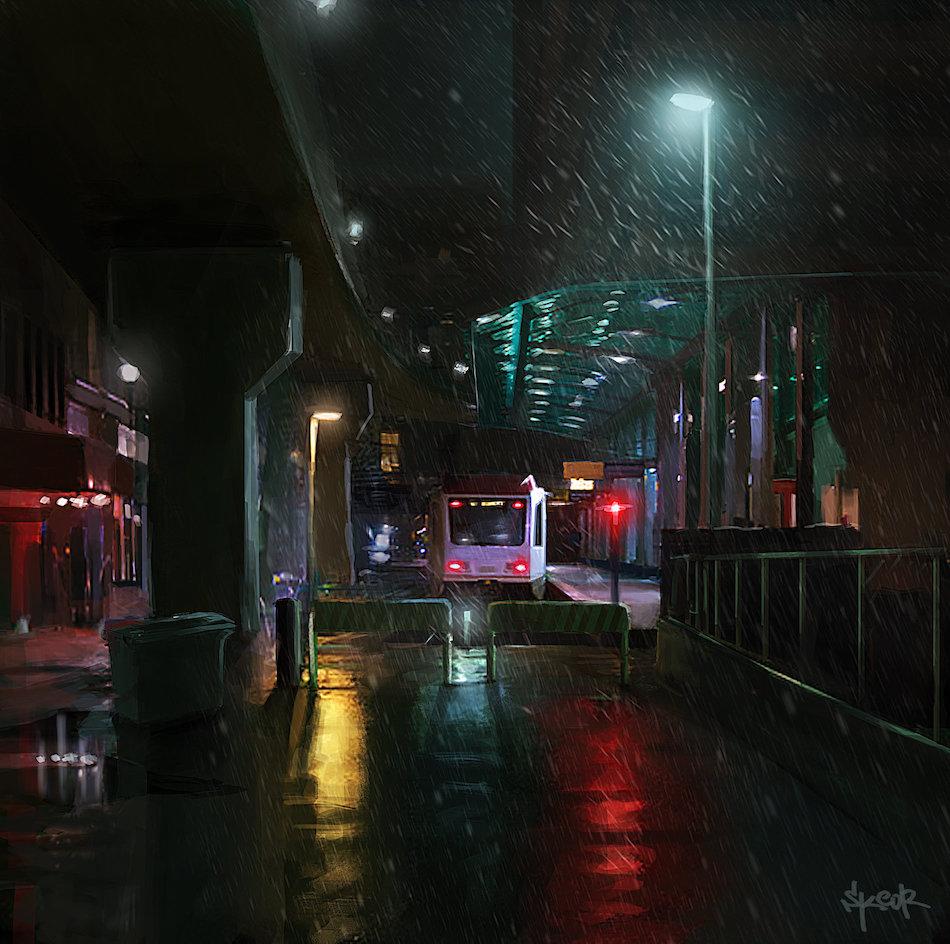 2D, Neon Noir Creator based | OnlyForU