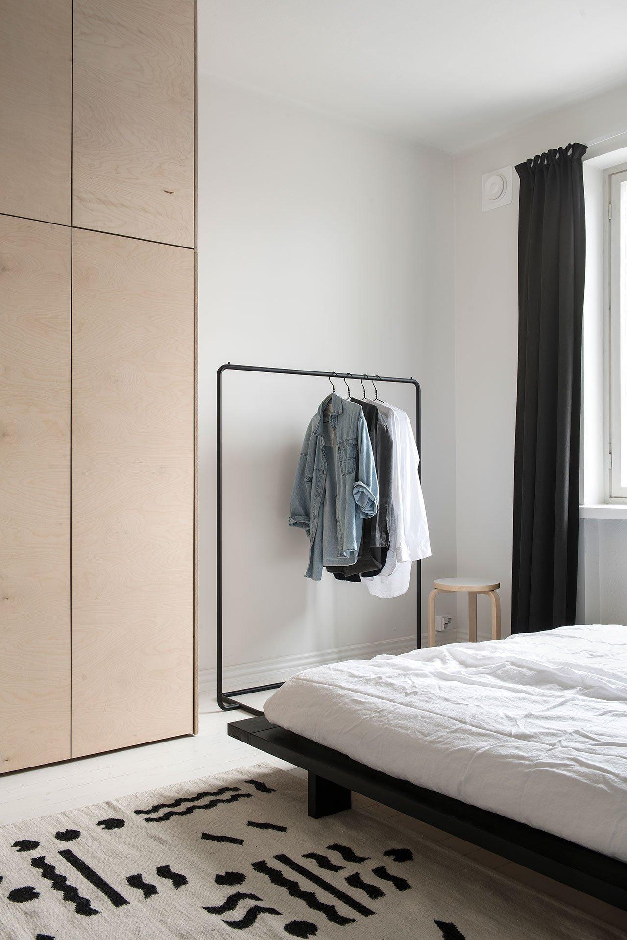 Minimalist Monochrome Apartment In Helsinki Shockblast